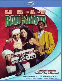 Bad Santa (Director's Cut) - (Region A Import Blu-ray Disc)