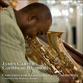 James Carter - Caribbean Rhapsody (CD)