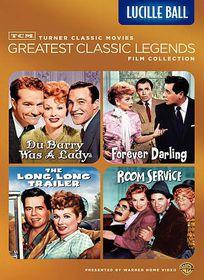 Tcm Greatest Legends:Lucille Ball - (Region 1 Import DVD)