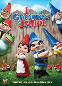 Gnomeo and Juliet - (Region 1 Import DVD)