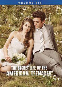 Secret Life of the American Teenager V 6 - (Region 1 Import DVD)