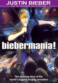 Biebermania! - (Region 1 Import DVD)