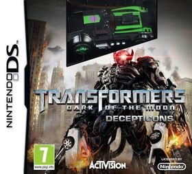 Transformers 3: The Movie Decepticon Bundle (Nintendo NDS)