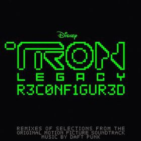 Soundtrack - Tron Legacy - Reconfigered Album (CD)