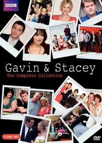 Gavin & Stacey:Complete Collection - (Region 1 Import DVD)