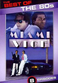 Best of the 80s:Miami Vice - (Region 1 Import DVD)