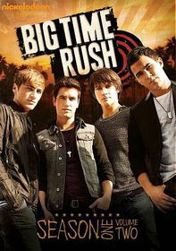 Big Time Rush:Season One Vol 2 - (Region 1 Import DVD)