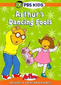 Arthur:Dancing Fools - (Region 1 Import DVD)