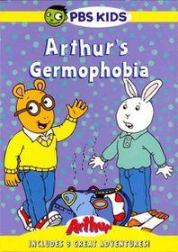 Arthur:Germophobia - (Region 1 Import DVD)