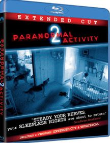 Paranormal Activity 2 (2010) (Blu-ray)