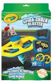 Crayola - Sidewalk Spiral Chalk Blaster
