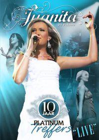 Juanita du Plessis - 10 Jaar Platinum Treffers Live (DVD)