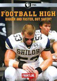 Frontline:Football High - (Region 1 Import DVD)