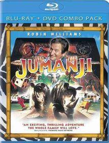 Jumanji - (Region A Import Blu-ray Disc)