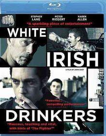 White Irish Drinkers - (Region A Import Blu-ray Disc)