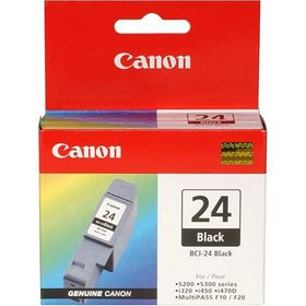 Canon BCi-24 Black Printer Cartridge