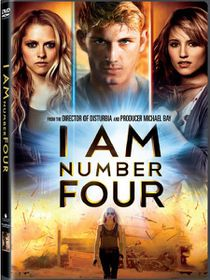 I Am Number Four (2011) (DVD)