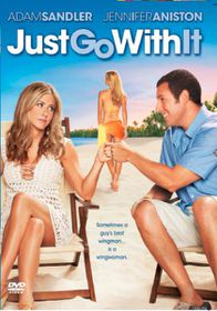 Just Go With It (2011)(DVD)