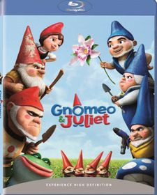 Gnomeo & Juliet (Blu-ray/DVD Combo)