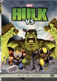 Hulk Vs Thor & Hulk Vs Wolverine (DVD)