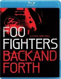 Foo Fighters - Back And Forth (Blu-ray)