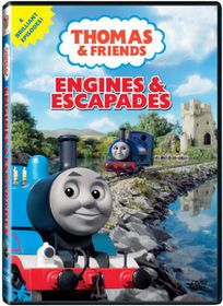Thomas & Friends - Engines and Escapades- (DVD)