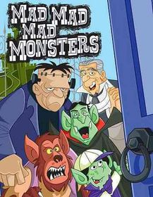 Mad Mad Mad Monsters - (Region 1 Import DVD)