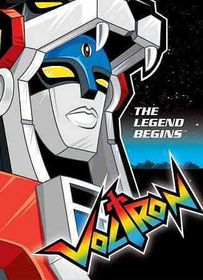 Voltron:Legend Begins - (Region 1 Import DVD)