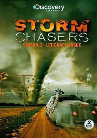 Storm Chasers Season 3 - (Region 1 Import DVD)