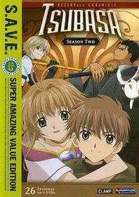 Tsubasa:Season 2 (Save) - (Region 1 Import DVD)