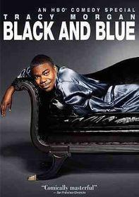 Tracy Morgan:Black and Blue - (Region 1 Import DVD)