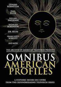 Omnibus:American Profiles - (Region 1 Import DVD)