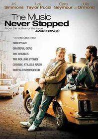 Music Never Stopped - (Region 1 Import DVD)
