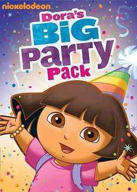 Dora the Explorer:Dora Party Pack - (Region 1 Import DVD)