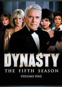 Dynasty:Season 5 Vol 1 - (Region 1 Import DVD)