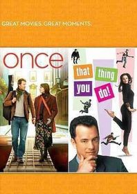 Once/That Thing You Do - (Region 1 Import DVD)