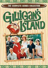 Gilligan's Island:Complete Series - (Region 1 Import DVD)