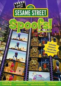 Sesame Street:Best of Spoofs V1-2 - (Region 1 Import DVD)