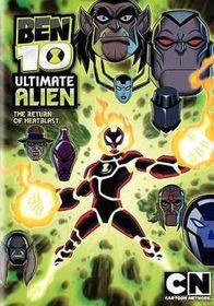 Ben 10 Ultimate Alien:Return of Heatb - (Region 1 Import DVD)