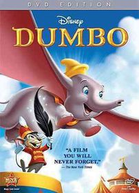 Dumbo (70th Anniversary Edition) - (Region 1 Import DVD)