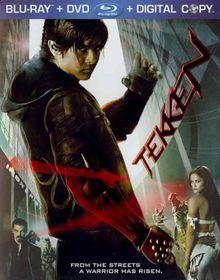 Tekken - (Region A Import Blu-ray Disc)