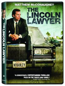Lincoln Lawyer - (Region A Import Blu-ray Disc)