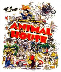National Lampoon's Animal House - (Region A Import Blu-ray Disc)