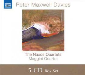 Maxwell Davies: Box Set - Maxwell Davies: Box Set (CD)