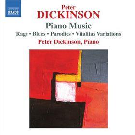 Dickinson: Piano Music - Piano Music (CD)