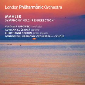 Mahler: Symphony No 2 - Symphony No.2 (CD)