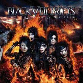 black Veil Brides - Set The World On Fire (CD)