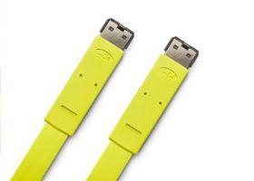 LaCie eSATA-eSATA Flat Cable - 1.2m