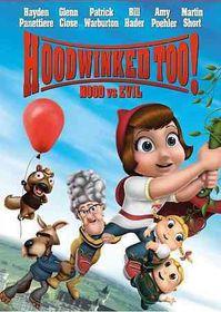 Hoodwinked Too Hood Vs Evil - (Region 1 Import DVD)