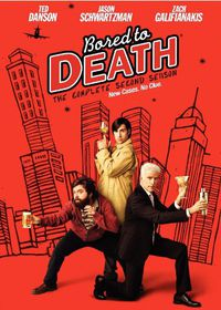 Bored to Death:Complete Second Season - (Region 1 Import DVD)